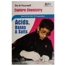 Acids Bases & Salts for Preparation & Conceptual Clarity.