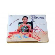 Straw Construction Kit.
