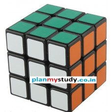 Rubik's Cube 3x3x3 Smooth, Light some, Excellent Quality, Competition Cube
