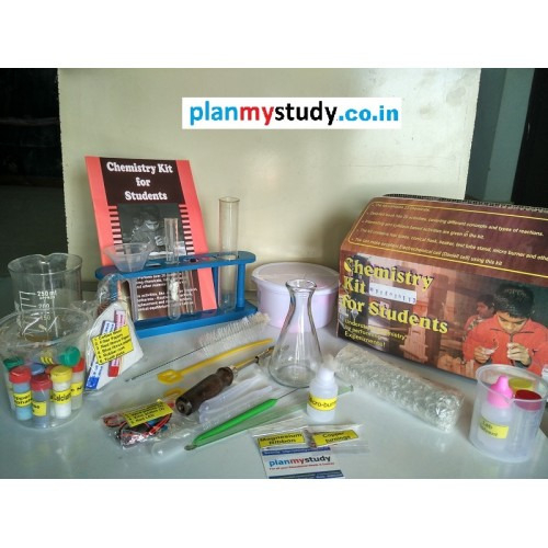 Kit for students for class 5 to 12 do it yourself diy science kit chemistry kit for students for class 5 to 12 do it yourself diy science kit solutioingenieria Gallery