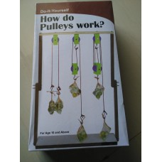 How do Pulleys Work kit for Students, Do It Yourself (DIY) Science Kit
