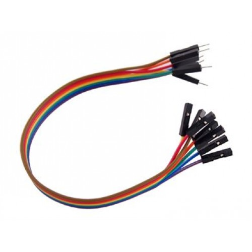 Electronics Cables And Wires : Connecting wires and cables male to female