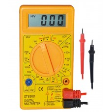 Digital Multimeter General