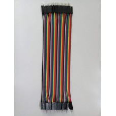 Connecting Jumper Wires and Cables (Male-to-Male)Set of 40