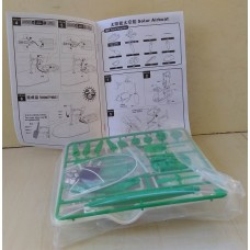 Educational Solar Kit for Students of Ages 10+, Do It Yourself (DIY) Science Kit