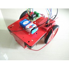 Robot kit (with motor driver board)