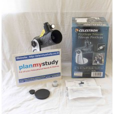 Celestron FirstScope Telescope 76mm