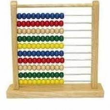 planmystudy Abacus Wooden Educational bead Board.