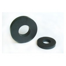 Ferrite Core Ring Magnet 36x20(hole)x8mm Set Of 2Magnets For Science Project & Fun