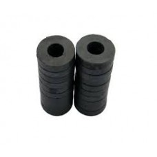 Ferrite core Ring magnet 17.5x7.5(h)x3mm Set Of 20