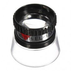 Generic 15X Monocular Magnifying Glass Loupe Lens Eye Magnifier