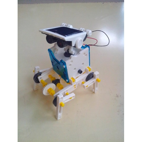 Understanding robotics by performing experiments robotics kit for students for ages 10 do it yourself diy science solutioingenieria Image collections