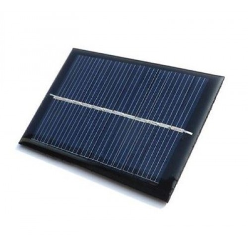 Solar Panel 3v 200 Ma For Students Project